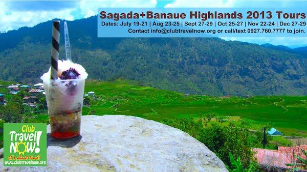 Sagada+Banaue Highlands Tour